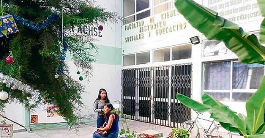 UNPRG: Docentes denuncian falta de pagos en la Universidad Nacional Pedro Ruiz Gallo de Lambayeque