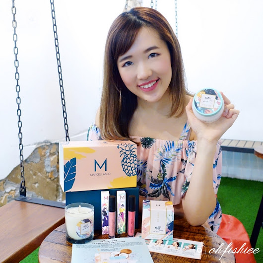 [BEAUTY REVIEW] Marcella & Co Korean Cleansing Balm & Lip Creams