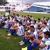 Seleção de Riachão se apresenta para a disputa do intermunicipal