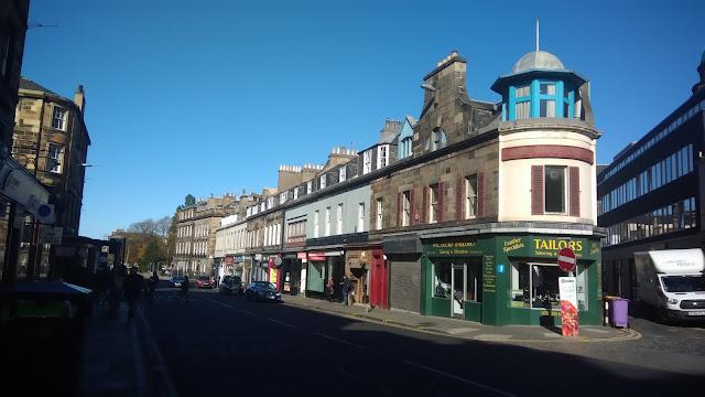 Cosa fare a Edimburgo in un week-end - New Town - Get in Globe