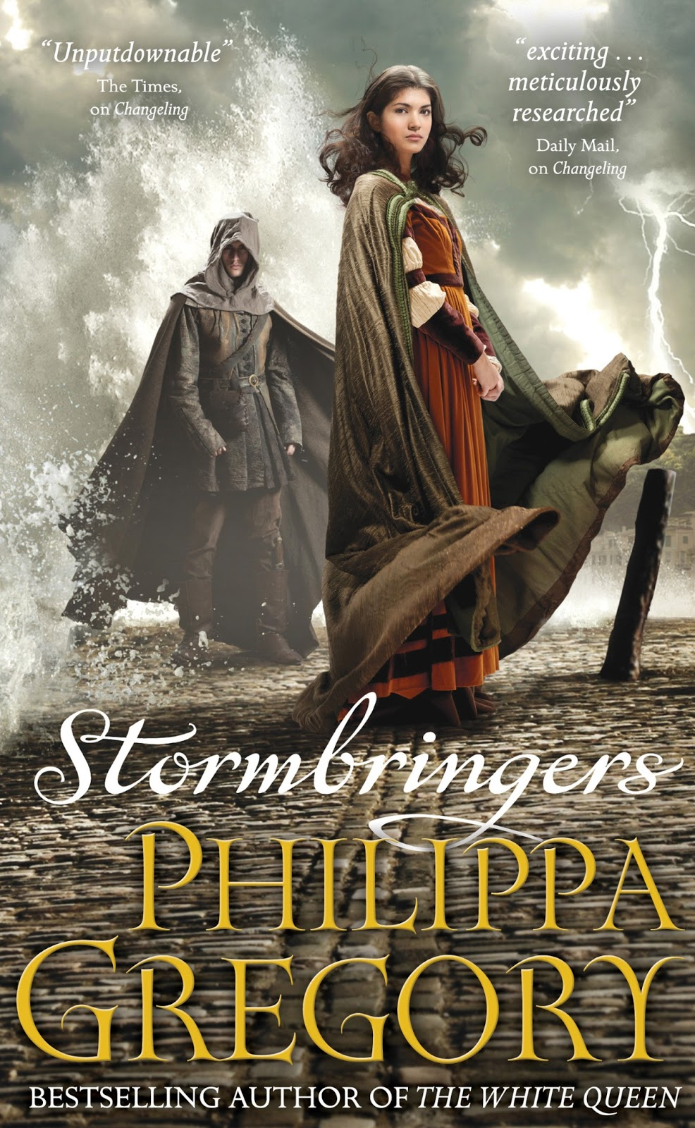 Feeling Fictional Stormbringers Blog Tour Philippa