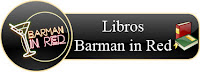 libros barman in red