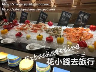 抵食酒店海鮮自助餐