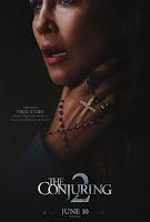 Resultado de imagen para el conjuro 2 poster
