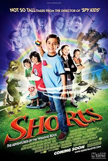 Shorts  ชอร์ทส อิทธิฤทธิ์หินวิเศษป่วนเมือง