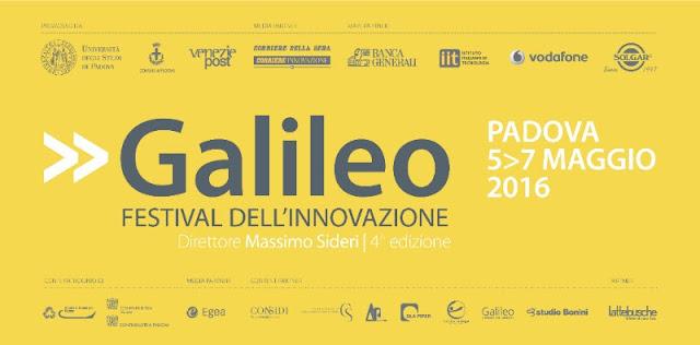 galileo festival innovazione