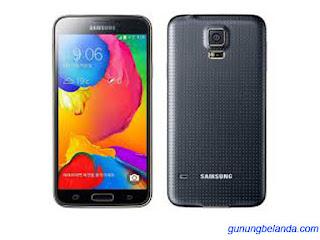 Cara Flashing Samsung Galaxy S5 SM-G900i