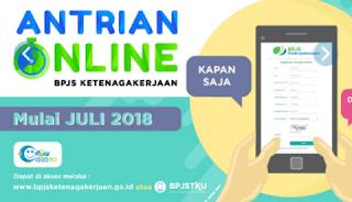 Cara Registrasi Antrian Online BPJS Ketenagakerjaan