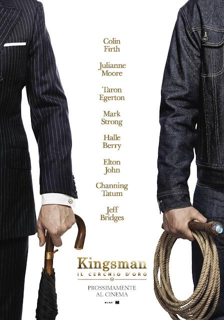 Kingsman: Il Cerchio D'Oro Vaughn