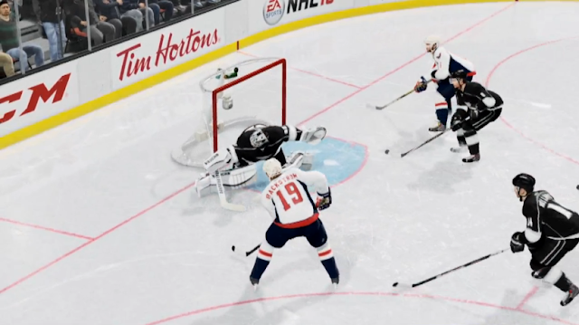 EA NHL Live 16 Tim Hortons product placement hockey