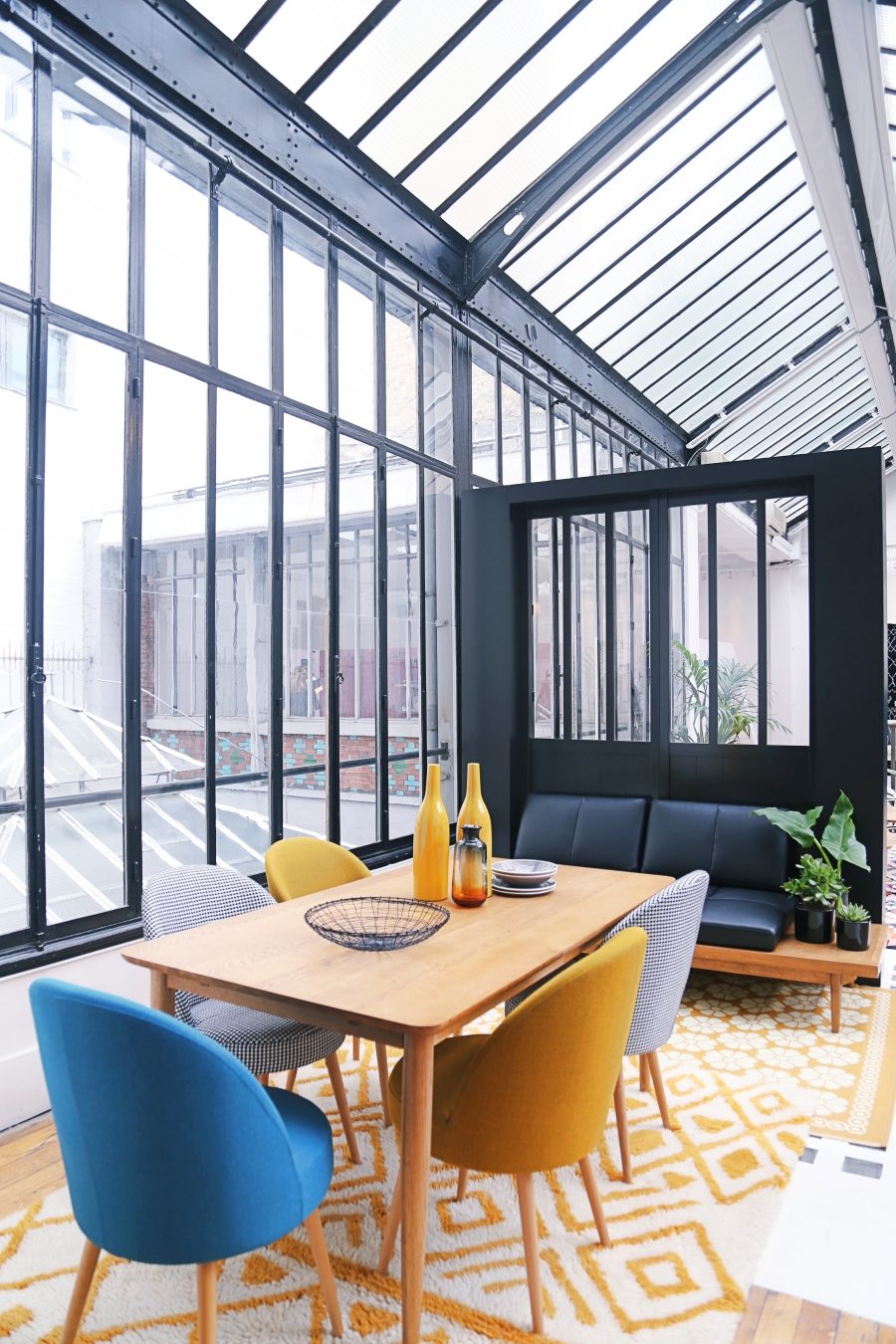 blog de moda y lifestyle press day in paris. Black Bedroom Furniture Sets. Home Design Ideas