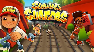 Subway Surfers V1.40.0 Apk