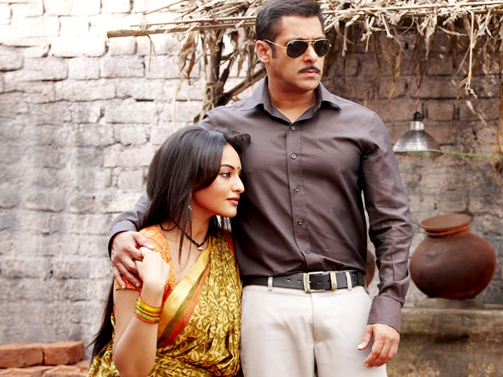 Salman Khan Dabang Movie Wallpapers - Salman Khan, Salman -4377