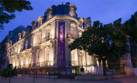 Hotel particulier de Fanny Lehon