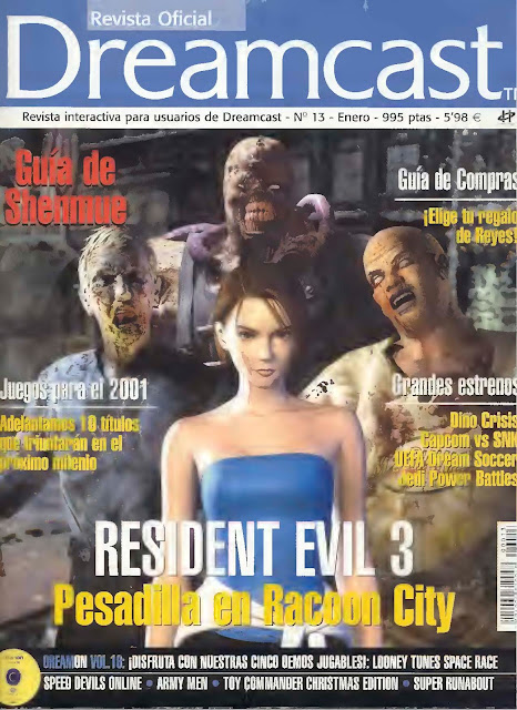 Revista Oficial Dreamcast Issue N°13