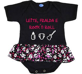 rouba de bebe feminino