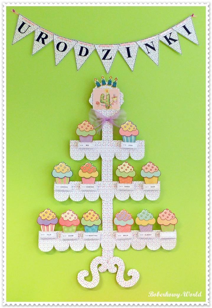 Boberkowy World : Urodzinowy tydzień- propozycje zajęć, zabaw i upominków