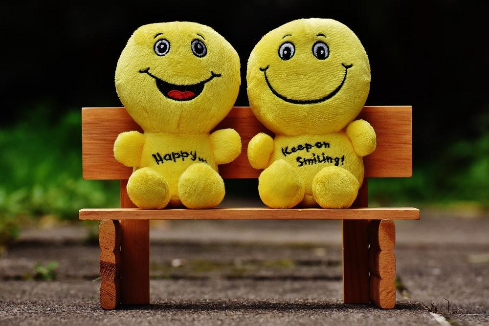Seja feliz em 15 minutos