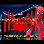 Homem Aranha De Volta ao Lar Trailer Dublado