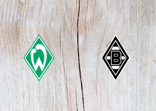 Werder Bremen vs. Borussia Monchengladbach - Highlights 10 November 2018
