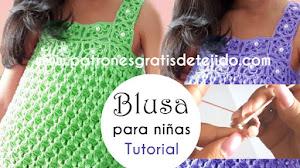 Blusa Fresca para Niñas Con Detalle de Perlas en el Canesú / Tutorial