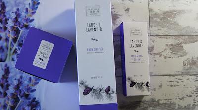 Scottish Fine Soaps Larch & Lavender