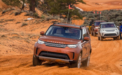 2017 Land Rover Discovery pictures - Otomotif Review