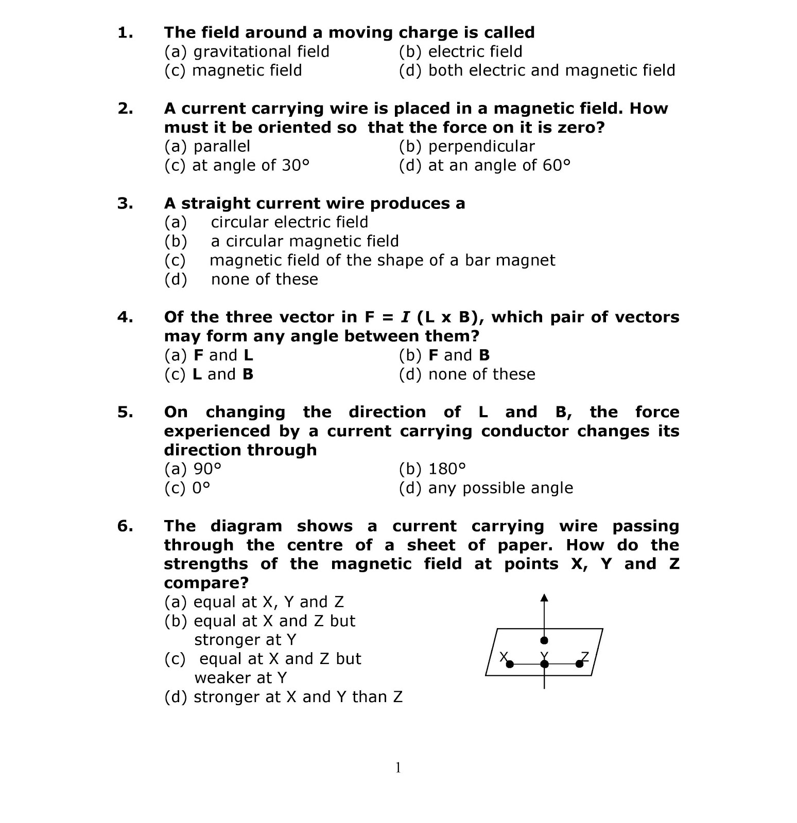 Chapter 14 MCQs with Answers | Entrytest Prep  and Admission