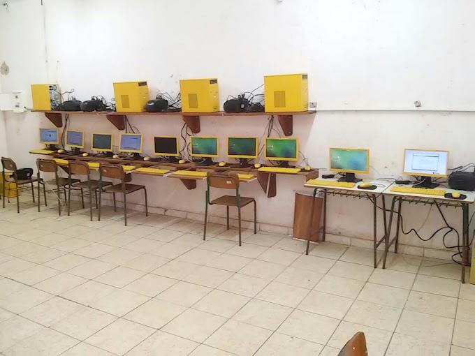 Revitalização escola Marques Rios e ações NTE Ananindeua