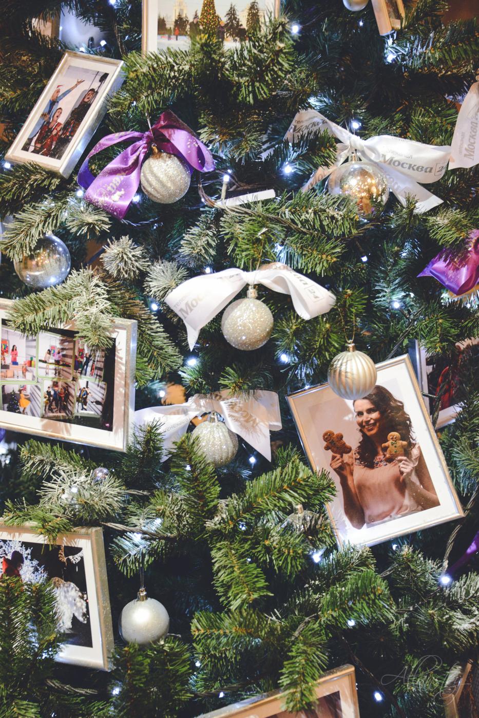 Christmas tree decorations design