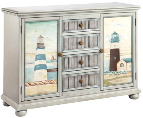 Lighthouse Cabinet