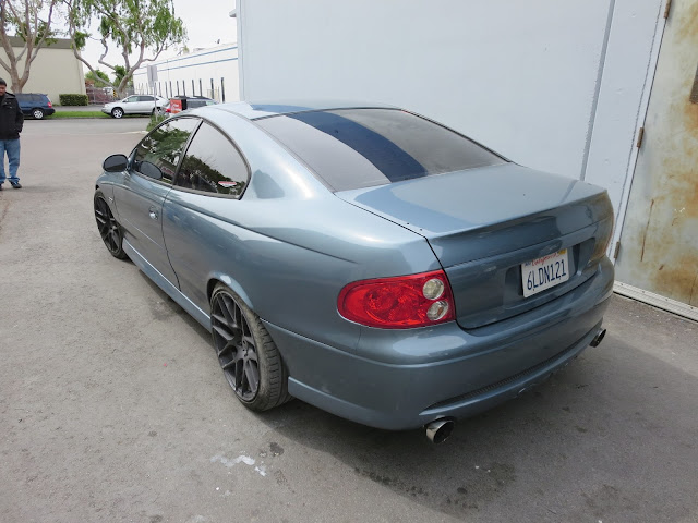 2005 Pontiac GTO after body repairs and paint at Almost Everything Auto Body