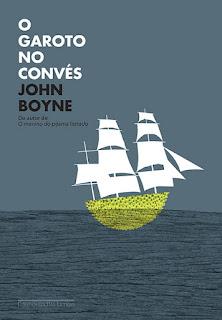 O Garoto no Convés John Boyne