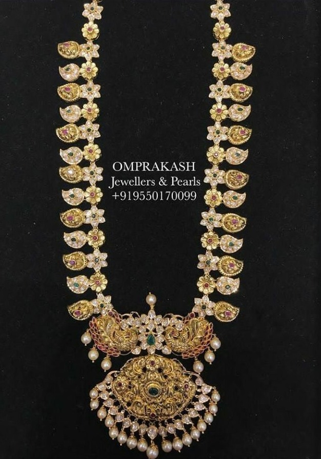 Mango Mala from Omprakash Jewellers