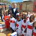 """الوكالة التركية للتعاون والتنسيق """"تيكا"""" توزع مساعدات غذائية على 500 عائلة بالعاصمة الصومالية مقديشو."""