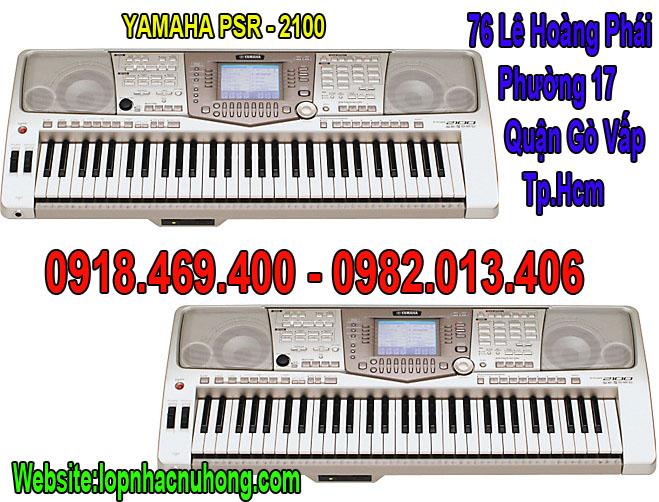 Bán đàn organ yamaha psr -2100 giá rẻ tại quận 12   Bán Đàn Organ