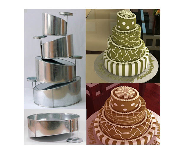 Round Wedding Cake Pans