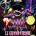 Enjoy the Christmas season with Le Grand Cirque at the Big Dome