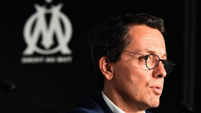 La grosse surprise de la saison de l'OM pour Jacques-Henri Eyraud