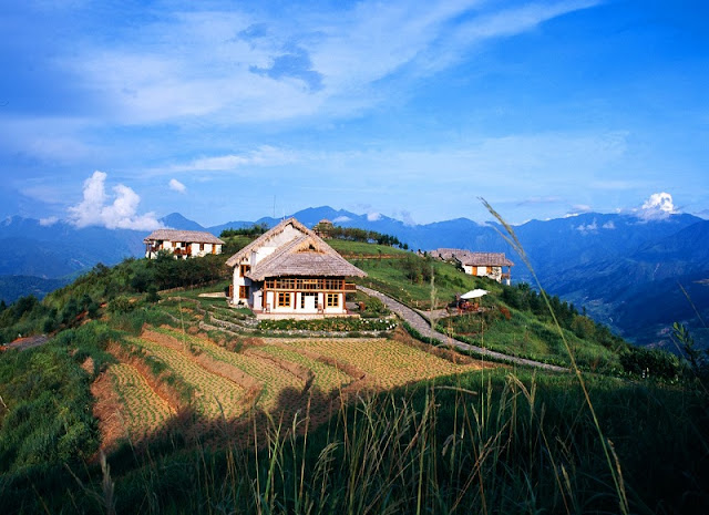 """8 attractions of Sapa, 8 interesting tourist style"" 2"