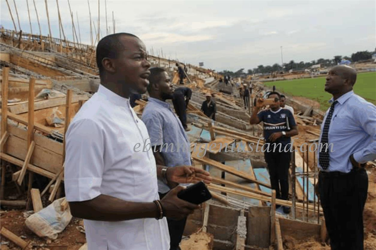 build Industrial clusters in Nnewi