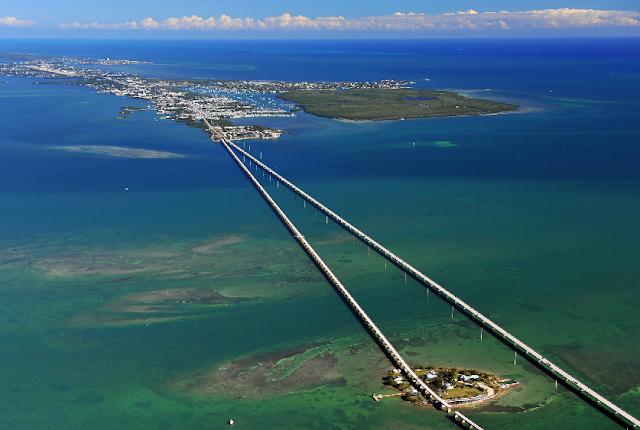 Ilha de Key West em Miami