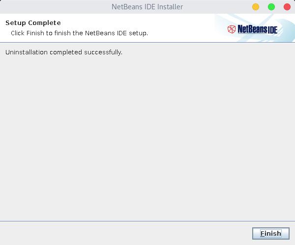 NetBeans 8.2 en Fedora 24