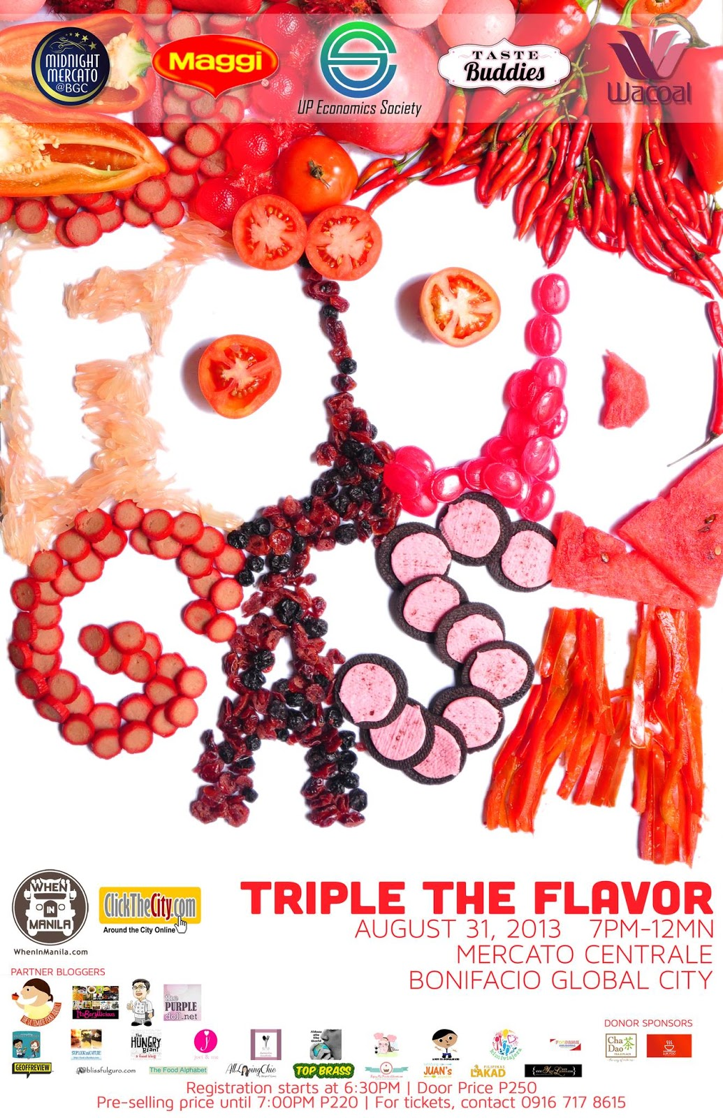Official Poster of Foodgasm III