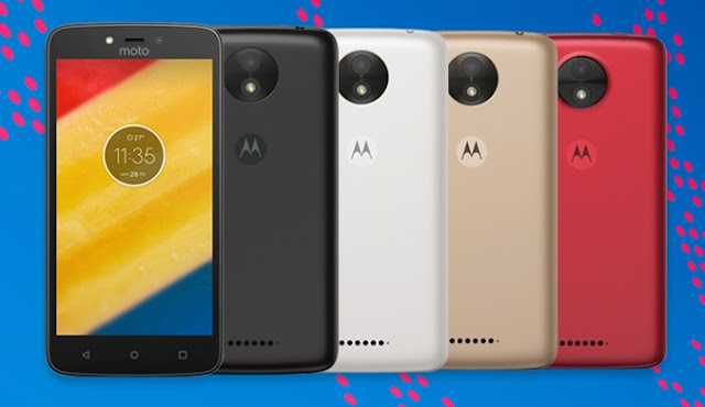 Moto C and Moto C Plus goes Official!