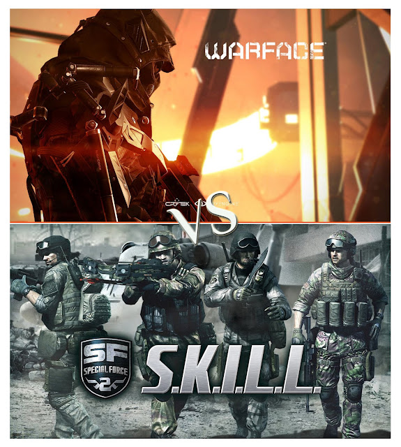 WARFACE VS SPECIAL FORCE 2
