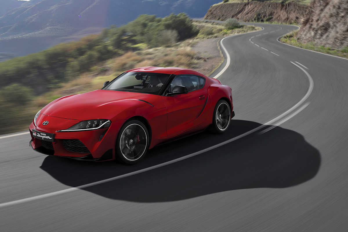 Toyota Just Sold Out The 2019 Production Run Of The Supra