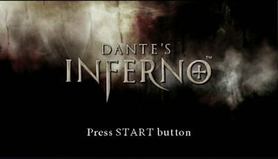 【PSP】但丁的地獄之旅(Dante's Inferno),很棒的3D動作冒險遊戲!