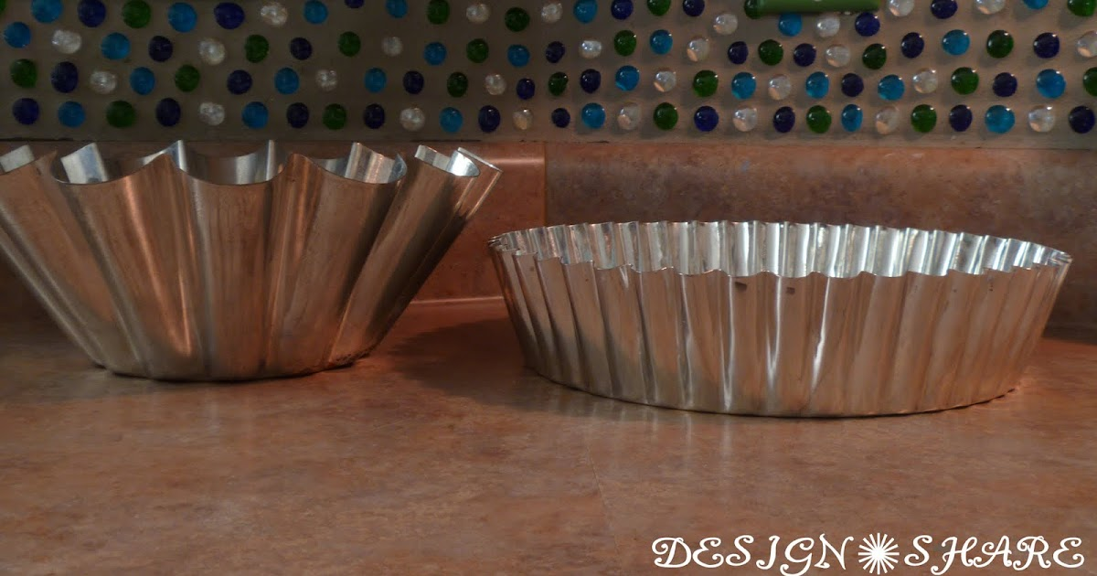 Round Fluted Cake Pan Commerical
