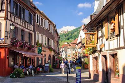 Kota Kecil Ribeauvillé